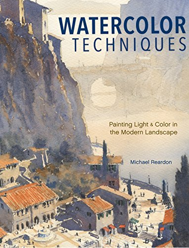 Michael Reardon's book light and color in landscapes